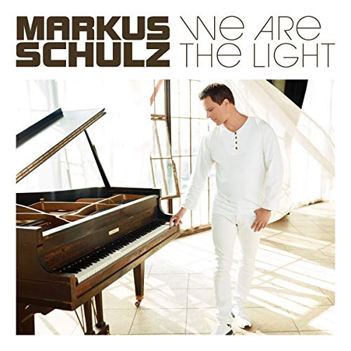 CD : Markus Schulz - We Are The Light (Brilliant Box, Holland - Import)