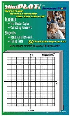 MiniPLOT Graph Paper: One 3