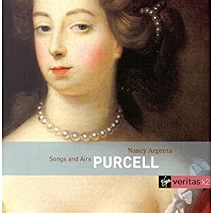 Purcell : Songs and airs / Nancy Argenta
