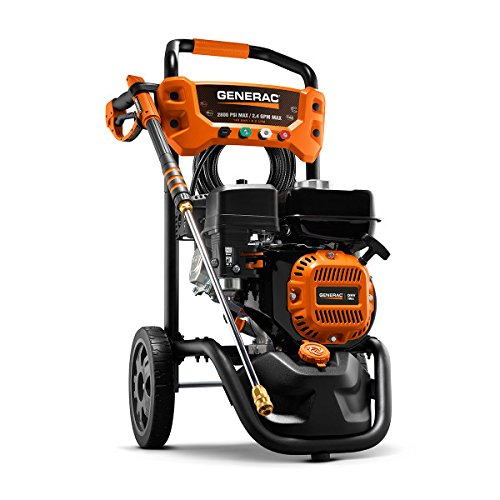 Generac 6922 2,800 PSI, 2.4 GPM, Gas Powered Pressure Washer (Generac Pressure Washer Gas Tank compare prices)