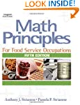 Math Principles for Food Service Occu...