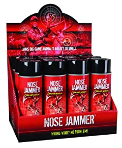 Nose Jammer 3004 12-Count Counter Disp by Nose Jammer