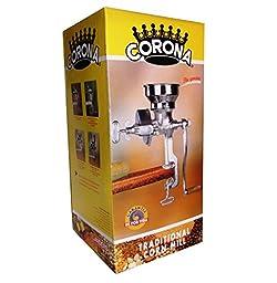 Corona® Corn & Grain Mill with Low Hopper