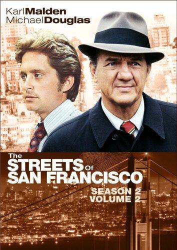 Streets of San Francisco: Season 2 V.2 [DVD] [Import]