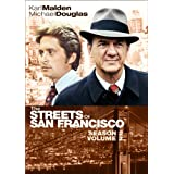The Streets of San Francisco: Season Two, Vol. 2 ~ Karl Malden