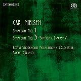 Nielsen: Symphonies Nos. 1 & 3