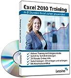 Software - Excel 2010 Training - In 8 Stunden Excel sicher anwenden [CD-ROM] Mac OS X / Windows