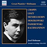Great Pianists: Josef Hoffman
