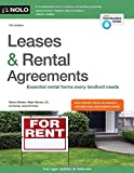 img - for Leases & Rental Agreements book / textbook / text book