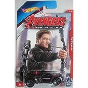 Hot Wheels Marvel Avengers Age Of Ultron Hawkeye Growler 3/8