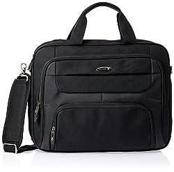 Safari Performance 104 Black Laptop Bag (PERFORMANCE-104-BLK)