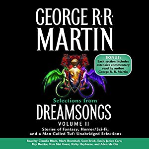 Dreamsongs, Volume II (Unabridged Selections) Audiobook