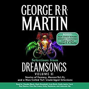 Dreamsongs, Volume II (Unabridged Selections) Audiobook