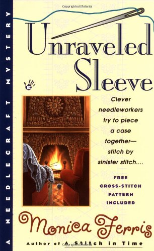 Unraveled Sleeve (Needlecraft Mysteries, No. 4) front-538197