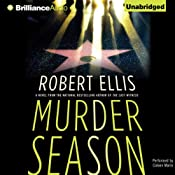 Murder Season: Lena Gamble, Book 3 | Robert Ellis