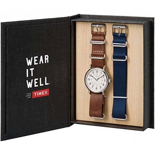 orologio solo tempo uomo Timex Weekender. casual cod. TWG012500