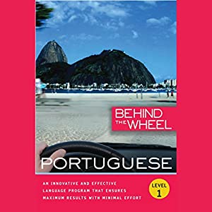 Behind the Wheel - Portuguese Audiobook