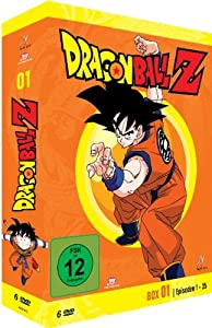 Dragonball Z - Box 1/10 (Episoden 1-35) [6 DVDs]