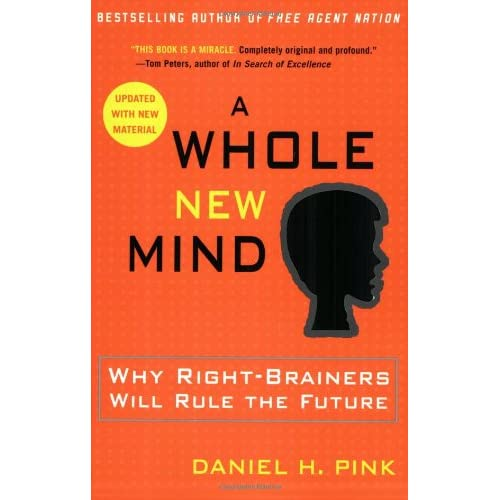 Whole New Mind Book Cover