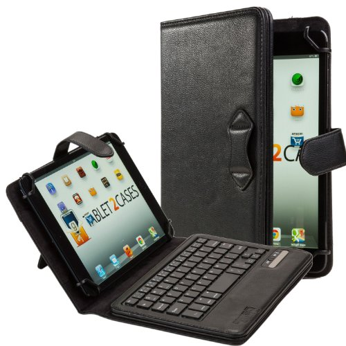 Sale alerts for Cooper Cases Cooper Cases(TM) Infinite Executive Blackberry PlayBook Tablet Keyboard Folio (Premium Pleather Cover, Built-in Stand, Removable QWERTY Keyboard, Rechargeable Battery) - Covvet