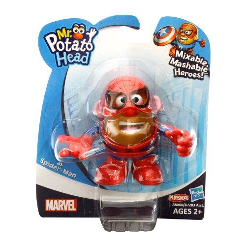 marvel-comics-mini-mr-potato-head-spider-man