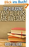 Top 13 Reasons Why Authors are Awesom...