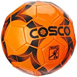 Ek Retail Shop COSCO RIO FOOTBALL(ORANGE) FOOTBALL Size:3(Orange)