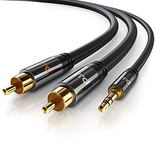 primewire-1m-hq-35-stereo-jack-to-2-rca-phono-y-audio-cable-rca-connector-for-surround-sound-dolby-d