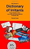 Old Geezer's Dictionary of Irritants Richard Guise
