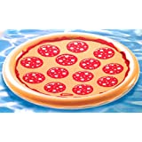Pizza Pool Tube Inflatable Pool Float