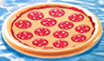 Pizza Pool Tube Inflatable Pool Float