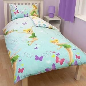 Character World Disney Fairies Imagine Single Rotary Duvet Set