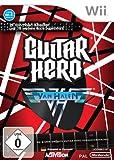 echange, troc Guitar Hero Van Halen Wii [import allemand]