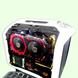Ant-PC-Pharaoh-PSL700K-Mini-Gaming-Desktop-Computer-with-liquid-cooled-Intel-core-i7-6700K-40-Ghz-Nvidia-GTX-1070-8GB-16GB-DDR4-2400Mhz-RAM-250GB-SSD-Ideal-for-Gaming-Auto-CAD-Photoshop-Sony-Vegas-Pro