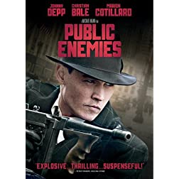 Public Enemies (Single-Disc Edition)