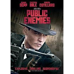 Public Enemies (Single-Disc Edition)