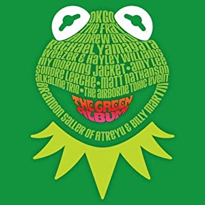 VARIOUS ARTISTS-MUPPETS: THE GREEN ALBUM