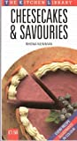 img - for Cheesecakes and Savouries (Kitchen Library) by Rhona Newman (1989-01-06) book / textbook / text book