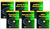 Nick Bollettieri's Stroke Instruction Series: 6xDVD Collection