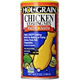 Holgrain Chicken Coating Mix Wheat Free, 7-Ounce Boxes (Pack of 6)