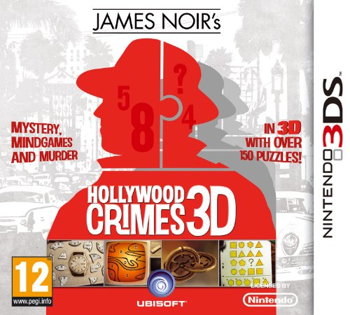 James Noirs Hollywood Crimes (Nintendo 3DS)