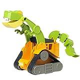 Maquina de construcción Educational Insight Dino Construction Company Wrecker T-Rex