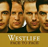 Disco de Westlife - Face to Face (Anverso)