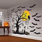 Amscan - Decorazione gotiche da parete per Halloween