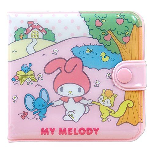 My Melody vinyl wallet - 1