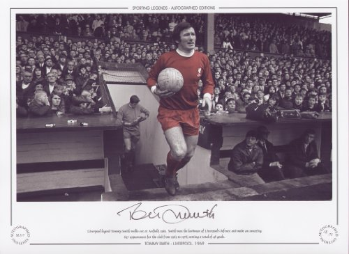 Tommy Smith Liverpool Legend 1969 – Signed Ltd Edition