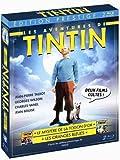 echange, troc Coffret Tintin Blu-Ray : Tintin et les oranges bleues + Tintin et le mystère de la toison d'or [Blu-ray]