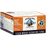Henry Lisas Tuna Solid White Albacore 5 Oz -Pack of 12