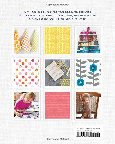 The Spoonflower Handbook: A DIY Guide to Designing Fabric ...