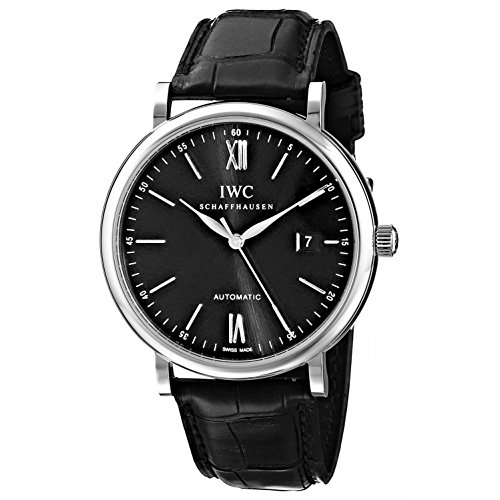 iwc-mens-40mm-black-crocodile-leather-band-steel-case-anti-reflective-sapphire-automatic-watch-iw356
